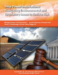 Navigating Environmental and Regulatory Issues to Reduce Risk